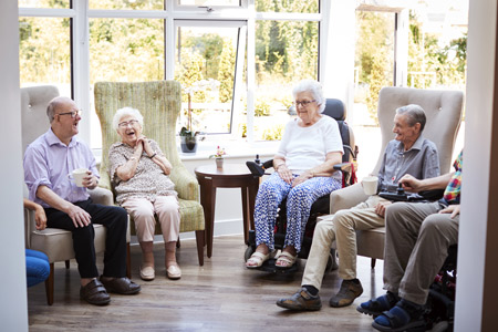 Assisted Living Battle Ground